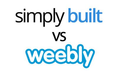 Simply Built vs Weebly