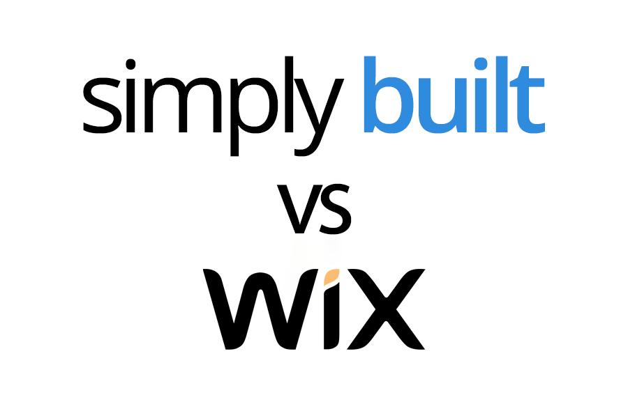 Simply Built vs Wix