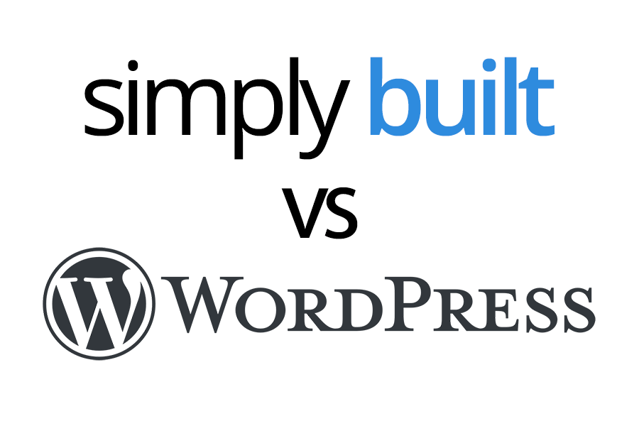 Simply Built vs WordPress
